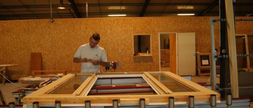 Fabricant menuiserie bois